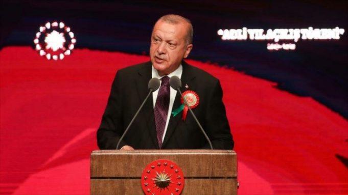 Recep Tayyip Erdogan, Turquía,, Siria, Estados Unidos