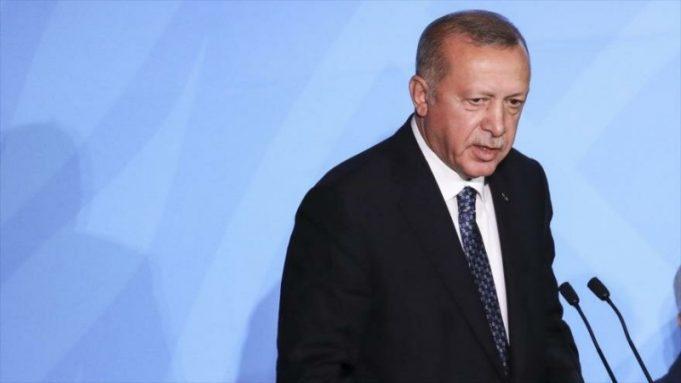 Erdogan, Turquía, Iran, AGNU