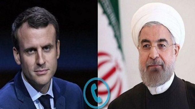 Hasan Rohani, Iran, Francia, JCPOA
