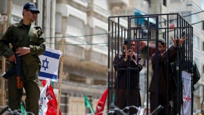 prisioneros palestinos, Israel, PPC