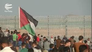 Gran Marcha del Retorno, Gaza, Israel