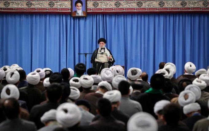 Ayatolá Jameneí, Iran, Estados Unidos