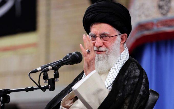 ayatolá Jameneí, Imam Husain, Arbaeen, Irak