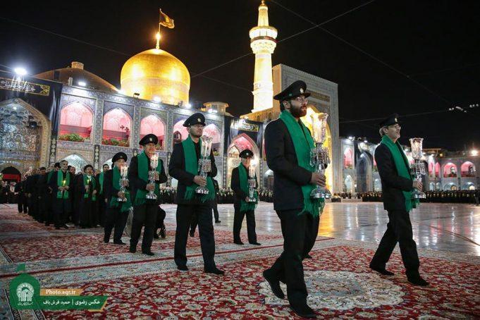 Imam Rida (A.S), Mashhad,Irán