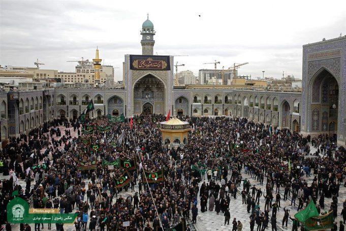 Imam Rida (A.S), Mashhad , Irán