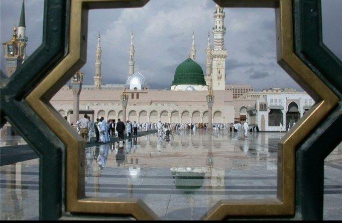 Nahyul Balagha, Imam Ali (A.S), profeta Muhammad