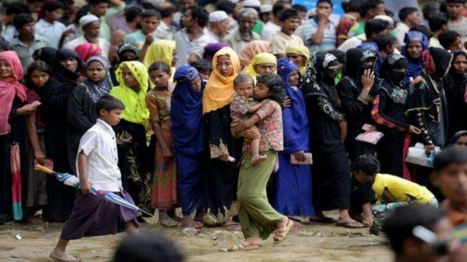Rohingya , Myanmar, Bangladés