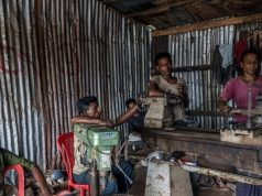 Myanmar, Rohingyas, Bangladés, Islam