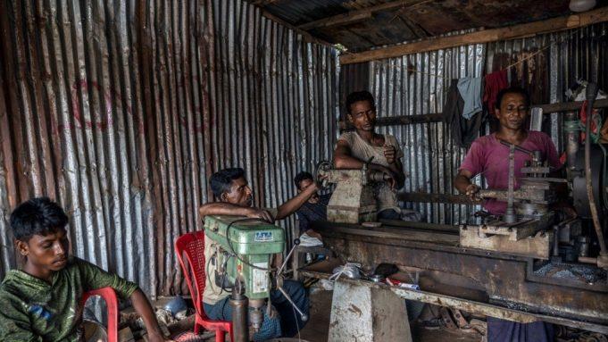 Myanmar: La masacre de un pueblo y la limpieza étnica
