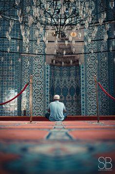 oración, musulmán