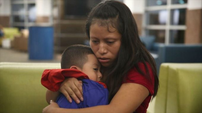 México, ACLU, HRW, inmigrantes