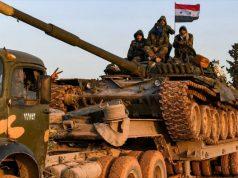 Siria, Turquía, EE.UU., FDS