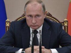 Vladimir Putin, Rusia, EE.UU.