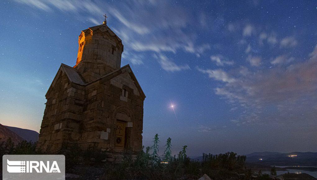 Iglesia de Santa María, Iran, Maku