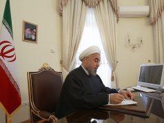 Hasan Rohani, Iran, Arba'in, Imam Husain (A.S), Irak