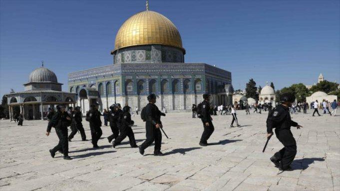 HAMAS, Mezquita Al-Aqsa, ANP