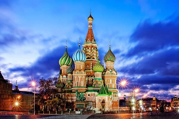 Rusia, Islam