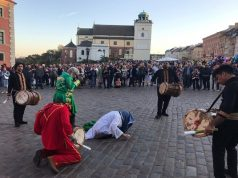 Polonia, Varsovia, Arba'in 2019, Imam Husain (A.S)