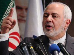 Mohammad Javad Zarif, Palestina, Israel, EE.UU.