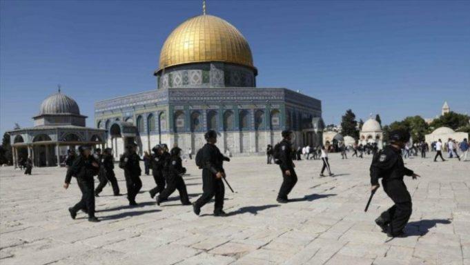 HAMAS, Mezquita Al-Aqsa, Cisjordania, ANP