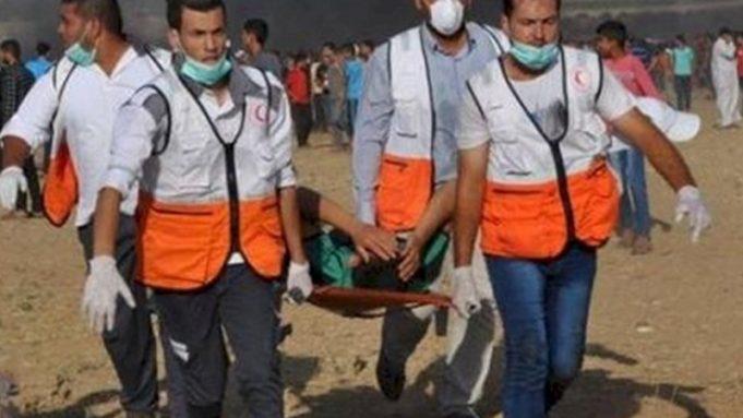 Gran Marcha del Retorno,Gaza, Israel
