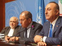 Siria, Irán, Rusia,Turquía, ONU