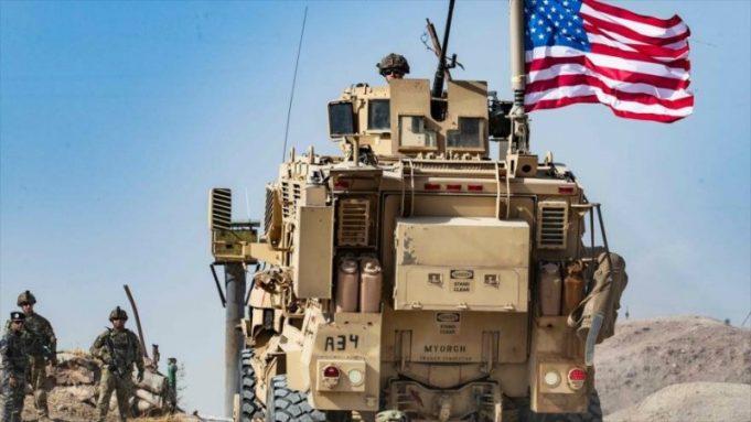 Irak, Siria, Turquía, EE.UU.