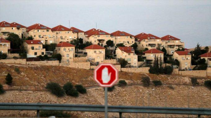 Benjamín Netanyahu, Israel, Cisjordania