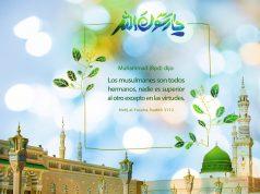 profeta Muhammad (p), musulmanes