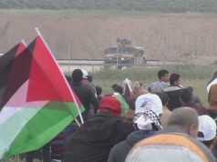 Gaza, Marchas del Retorno, Israel