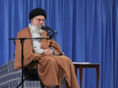 Ayatolá Jamenei, Irán, EE.UU.