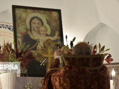 Irán, Teherán, la iglesia Thaddeus y Bartoqimous