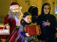 Navidad, Isfahán, Iran