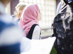 Alemania, ataque islamofóbico, velo