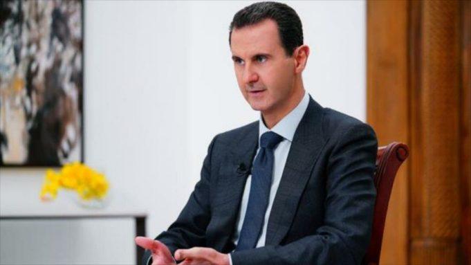 Siria, Bashar al-Asad, Unión Europa