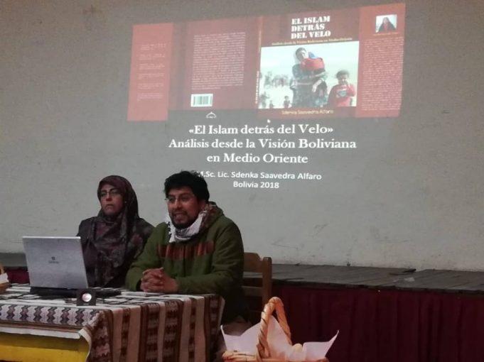 Roberto Chambi Calle, Bolivia, Islam, Corán