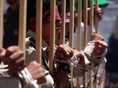palestina, prisioneros palestinos, sionistas