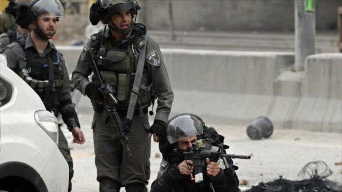 fuerzas israelíes, Hebrón