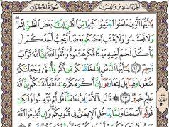 Sura Al-Huyurat , Corán, musulmanes
