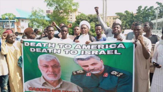 Nigeria, general Qasem Soleimani, Estados Unidos, Donald Trump