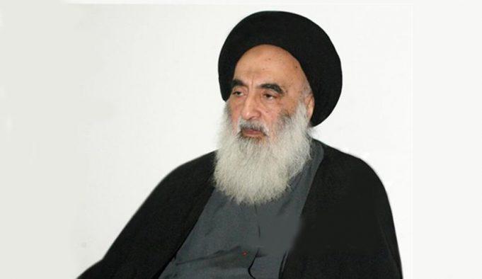 gran Ayatolá Sistani, Irak, Karbalá