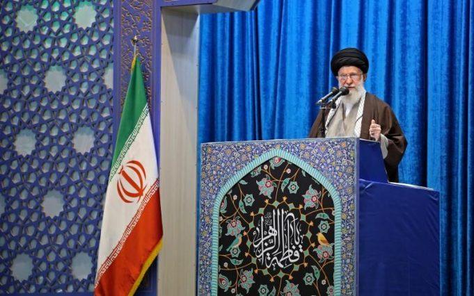 Ayatola Jamenei, general Soleimani, oraciones del viernes