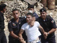 Israel, Cisjordania, palestinos, prisioneros palestinos