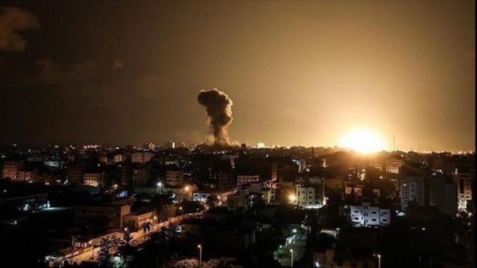 Israel, Gaza, régimen de Tel Aviv