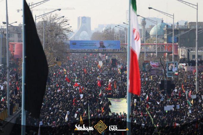 Teherán, General Qasem Soleimani
