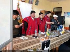 Yelmo Quispe Condori (Mustafá), Bolivia, Islam, ACIABOL