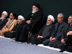 ayatolá Jameneí, Husainiya del Imam Jomeiní, Fátima al-Zahra