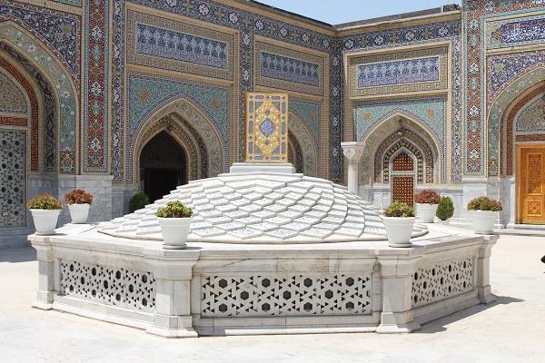 Irán, Astan Quds Razaví