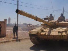 Siria, Idlib, Bashar al-Asad