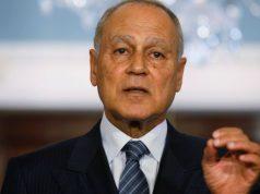Liga Árabe, acuerdo del siglo, Cisjordania, Mahmoud Abbas, Benjamín Netanyahu